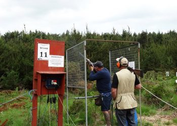 Shooting LEssons Hampshire
