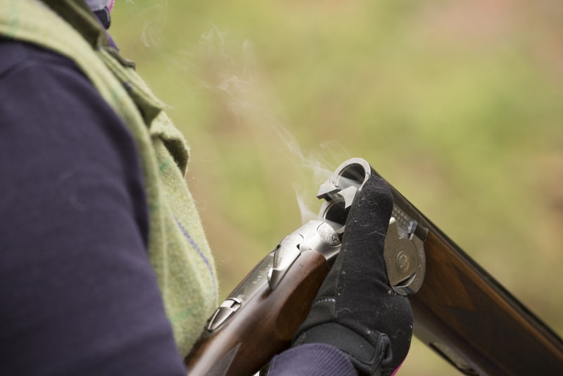 clay shooting bournemouth