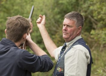 clay pigeon shooting blandford