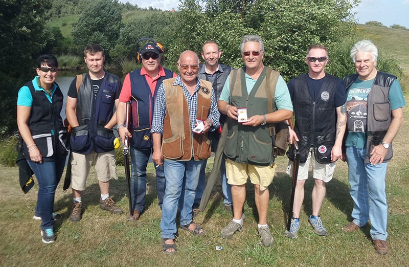 shooting stag do