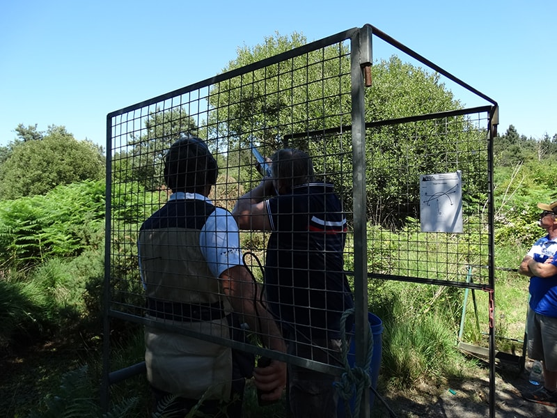 shooting lessons dorset